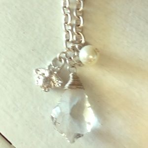 Jewelry - Necklace with charms